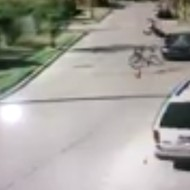 Shocking Video Shows Driver Mowing Down Bicyclist in St. Louis Hit-And-Run