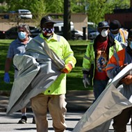 Judge Sides With City of St. Louis on Clearing Park Encampments
