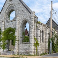 Everyone's Favorite St. Louis Church Is Getting a Makeover