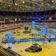 Upcoming Season of <i>American Ninja Warrior</i> Filmed in St. Louis During Pandemic