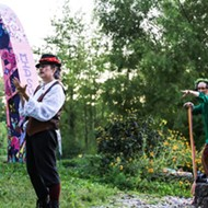 Shakespeare Festival's <i>Late Summer Night's Stroll</i> Is a Literal Walk in the Park