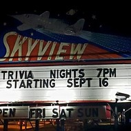 Skyview Drive-In Is Now Hosting Trivia Nights