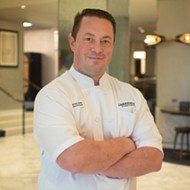 Le Méridien Executive Chef Michael Frank Is an Artist When it Comes to Food