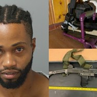 Man With 'Homemade Cannon' Indicted after Firing Machine Gun at Cops