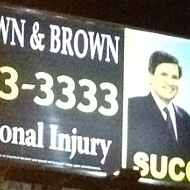 Ed Brown, St. Louis' 'Eye Patch Lawyer,' Found Dead in Apparent Suicide