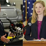 Gov. Parson Survives COVID-19 Bumbling to Beat Nicole Galloway