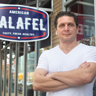 Mohammed Qadadeh of American Falafel Made a Delicious Career Change