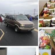 Free Food Distribution at Mehlville High School on Monday