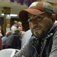Alex Garcia Rejoins Family After 3.5 Years Living in Sanctuary in Maplewood Church