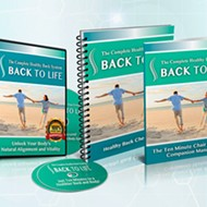 Erase My Back Pain Reviews - Does Emily Lark's Erase My Back Pain 30 Second Stretch Exercises Work? User Reviews!