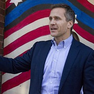 Eric Greitens Is Running for Roy Blunt's U.S. Senate Seat