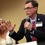 Hartmann: Rural Legislators Attack Medicaid, Screw the Poor