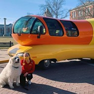 The Wienermobile Is Coming to 9 Mile Garden Twice in April