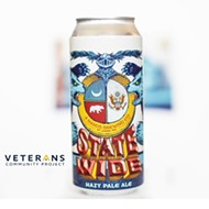 4 Hands Brewery Releases 'State Wide' Beer to Benefit Veterans