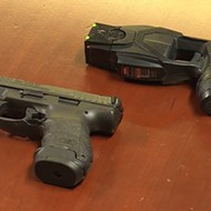 St. Ann Police Switch to Yellow Tasers That Look Less Like Guns