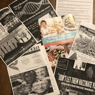 St. Louis Neighbours Wake Up to Anti-Vax Leaflets from Fake Doctor