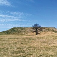 Head for Cahokia Mounds