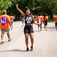 'Walk the Walk' in Tower Grove Park Promotes Self-Love