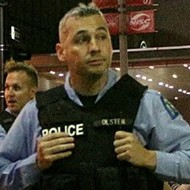 St. Louis Cop Macing Crowd 'Regrettable' But Not Illegal, Judge Rules