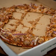 The Big Mad: Pizza Pandemonium, Blunt's No-Show and the Bitter Taste of Bad Apples