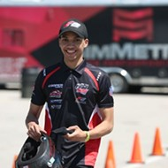 St. Charles Race Car Driver Aims for Indy 500
