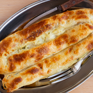 Eyeing Expansion, J's Pitaria Launches Frozen Line of Traditional Bosnian Pita
