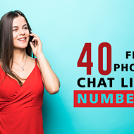 40 Free Phone Chat Line Numbers in 2021