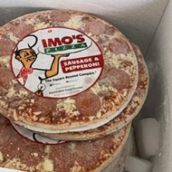 Imo's Pizza Sends Simone Biles St. Louis-Style Pizza Care Package