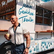 Dwayne Johnson's Tequila Mobile Serving St. Louis First Responders Today