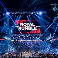 WWE's Royal Rumble Wrestles Its Way Into St. Louis This January