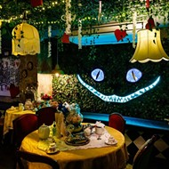 An <i>Alice in Wonderland</i>-Themed Pop-Up Bar Is Coming to St. Louis