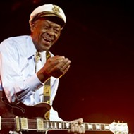 Chuck Berry's Viewing Will Be Open to the Public at the Pageant
