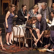 At St. Louis Actors' Studio, <i>August: Osage County</i> Is a Tour de Force