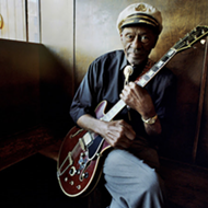 "Listen to Chuck Berry's New Track, ""Wonderful Woman,"" Written for His Wife"