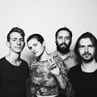 Brooklyn Rock Act Big Thief Will Perform at Old Rock House This Wednesday