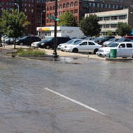 Downtown St. Louis Gets Even Hotter Due to Water Main Break, God Help Us