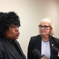 Elected Officials, Protesters and Clergy Demand Investigation Into Galleria Arrests