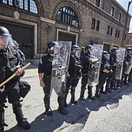 Filmmaker at Protest Was Beaten by St. Louis Cops After 'Kettling,' Suit Alleges