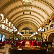 Union Station Hotel Lobby Is Among Most Beautiful in the U.S., Magazine Says