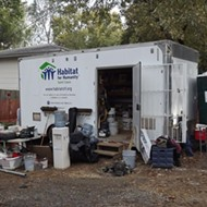 Some Scumbag Stole Habitat for Humanity's Tool Trailer