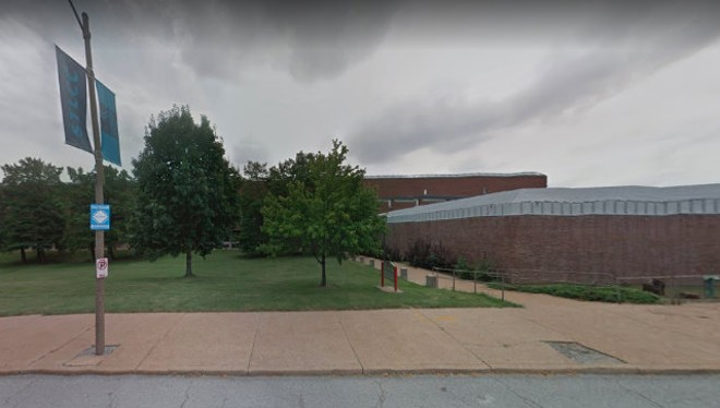 St. Louis Community College - Forest Park is one of the college's four campuses. - SCREEN GRAB VIA GOOGLE MAPS.