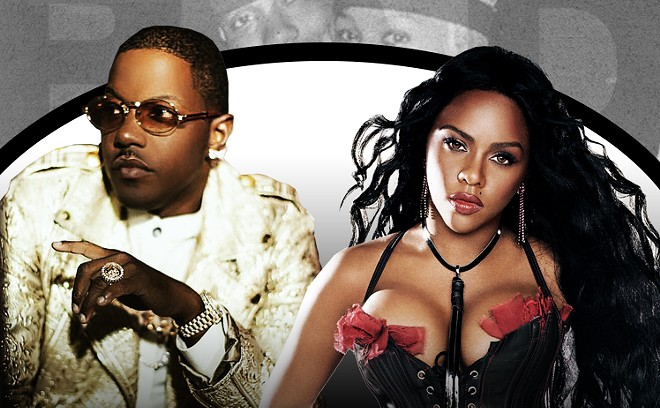 Mase and Lil' Kim will perform at the Pageant on Saturday, December 2. - PRESS PHOTO