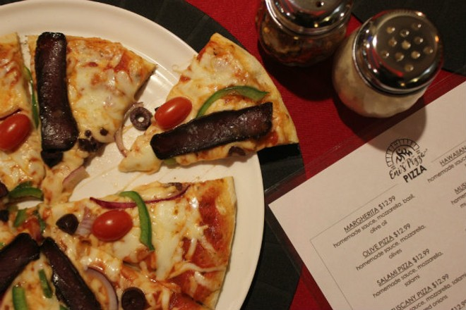 Eni's Pizzeria is now open in south city. - CHERYL BAEHR