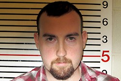 Richie Minton was charged with DUI in September 2012. - ILLINOIS STATE POLICE