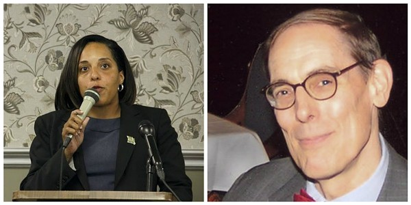 Circuit Attorney Kim Gardner's new top aide, Robert Dierker, has a controversial history. - DANNY WICENTOWSKI/RANDOM HOUSE