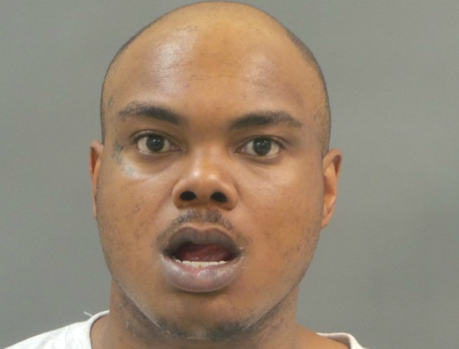 Montel Smith is charged with the murder of an alleged accomplice in a robbery. - PHOTO VIA SLMPD
