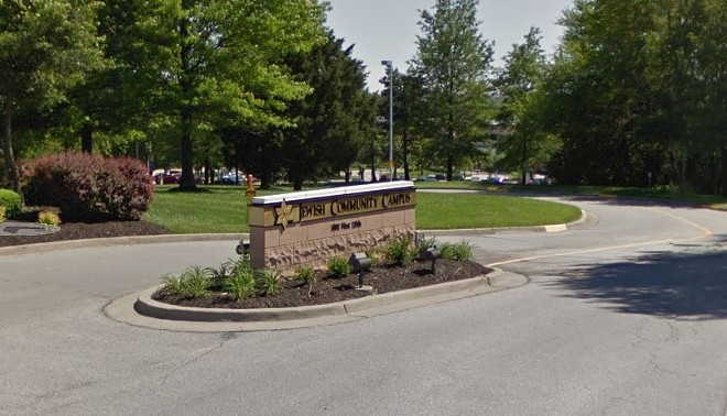 The Jewish Community Center in the Kansas City suburb of Overland Park was targeted with bomb threats. - PHOTO VIA GOOGLE MAPS.