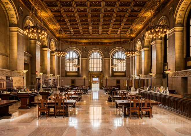 St. Louis' Central Library isn't just gorgeous; it's also useful. - NAGEL PHOTOGRAPHY/SHUTTERSTOCK