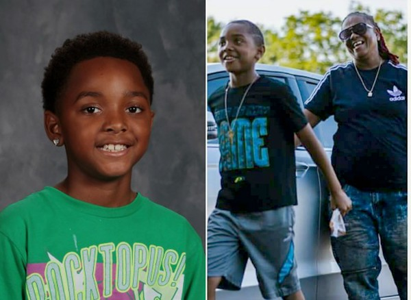Terrence Dehart was killed with Patricia Steward, who had recently adopted him. - IMAGE VIA ST. LOUIS COUNTY POLICE