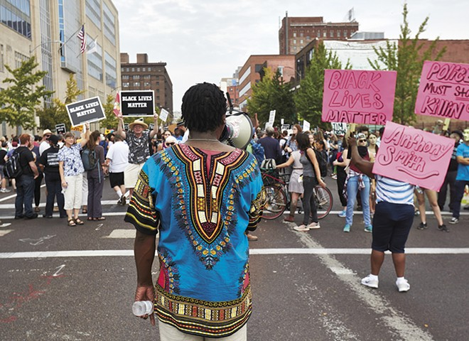 When protests filled the streets, residents -- and businesses -- listened. - THEO WELLING